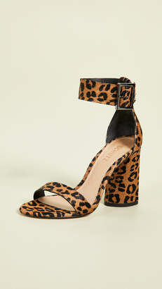 Schutz Pepita Ankle Strap Sandals