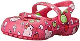 Crocs Girls' Shayna Hello Kitty Apples Mary Jane