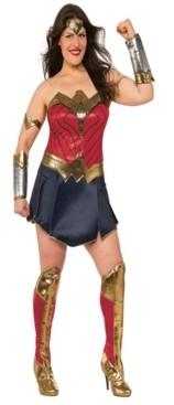 BuySeasons Buy Seasons Women's Justice League Movie - Wonder Woman Plus Costume