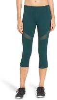 Zella Women's 'Cabana' Crop Leggings