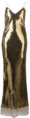 Stella McCartney halter neck dress