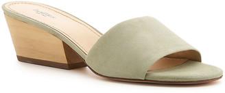 Botkier Carlie Suede Slide Sandals