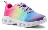 Athletic Works Light Up Athletic Sneakers (Little Girls & Big Girls)