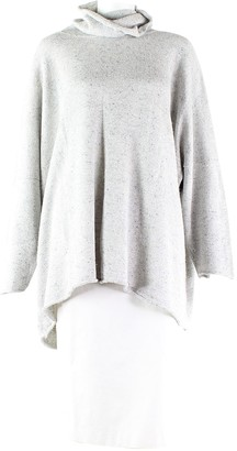 N. Non Signé / Unsigned Non Signe / Unsigned \N Grey Linen Jumpsuits