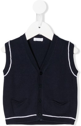 Il Gufo Knitted Vest