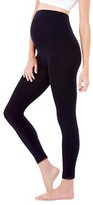 BeMaternity® by Ingrid & Isabel® Seamless Belly Black Legging