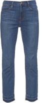 Frame Le High slim straight-leg jeans
