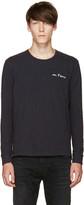 Pierre Balmain Navy 'Mr. Pierre' T-Shirt