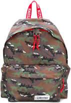 MAISON KITSUNÉ Eastpack x padded backpack