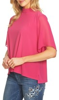 CeCe Women's Mock Neck Top