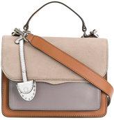 Rebecca Minkoff colour block handbag