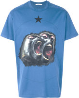 Givenchy Cuban-fit Monkey Brothers print T-shirt