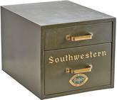 Rejuvenation Two-Drawer Steel Filing Cabinet by Southwestern