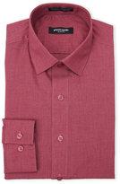 Pierre Cardin Burgundy Dress Shirt