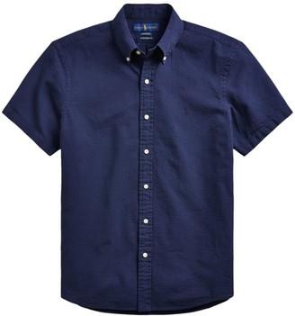 Polo Ralph Lauren Classic-Fit Seersucker Sport Shirt