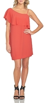 1 STATE 1.state One Shoulder Ruffle Dress