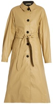 Lemaire Coated-cotton trench coat