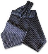Forzieri Polkdot Silk Ascot