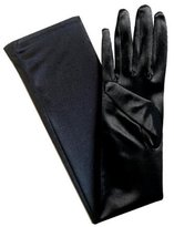 """Leegoal 23"""" Long Party Bridal Dance Gloves with 15 Colors"""