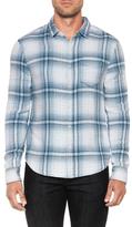 Joe's Jeans Plaid Slim Fit Sportshirt