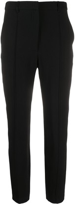 Ann Demeulemeester Piped Trim Slim Trousers