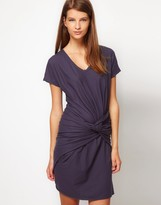 JNBY Dress With Knot Front