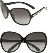 'Paris Glam' Oversized Frame Sunglasses