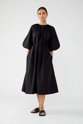Camilla And Marc Valencia Shirting Midi Dress