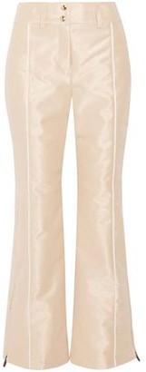 Fendi Metallic Flared Ski Pants