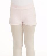 Capezio Light Pink Charm Shorts - Toddler & Girls