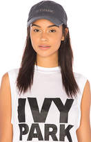 Ivy Park Embroidered Dad Cap