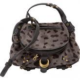 Jerome Dreyfuss Twee Mini pony-style calfskin handbag