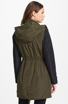 Laundry by Shelli Segal Two Tone Anorak (Online Only)