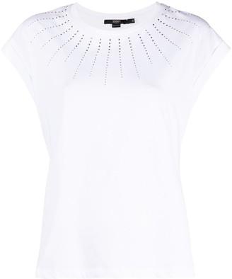 Seventy crystal-embellished T-shirt