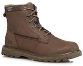 Caterpillar Brown 'swingshift' Boots