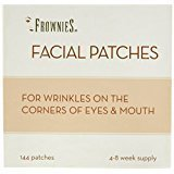 Frownies Corners Of Eyes And Mouth, 144 Patches
