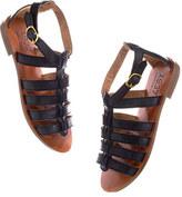 The gladiator sandal