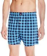 Nautica Men's Tagless Soft Cotton Knit Boxer