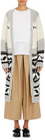 TOMORROWLAND WOMEN'S OVERSIZED CARDIGAN