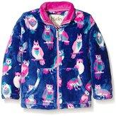 Hatley Girl's Fleece Jacket,2 Years