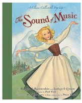"""Simon & Schuster the Sound Of Music"""""""" Pop-up Book""""."""