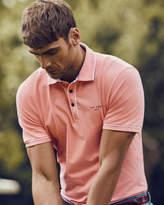Ted Baker Stripe detail polo shirt