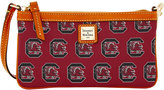 Dooney & Bourke South Carolina Gamecocks Large Wristlet