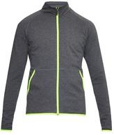 Casall Reboost zip-through sweatshirt