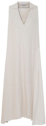 A Line Clothing Asymmetrical Sleeveless Dress