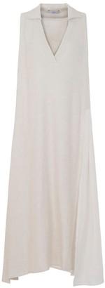 Asymmetrical Sleeveless Dress