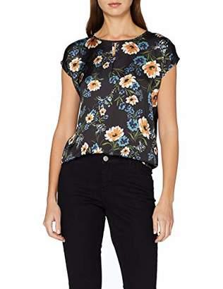 More & More Women's Shirt Mit Satinfront Von T,12 (Size: )