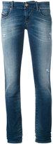Diesel Grupe jeans - women - Cotton/Polyester/Spandex/Elastane - 23