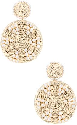 Mercedes Salazar Sunrise Path Earrings
