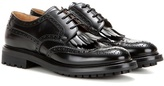 Church's Priscilla fringed leather derby shoes